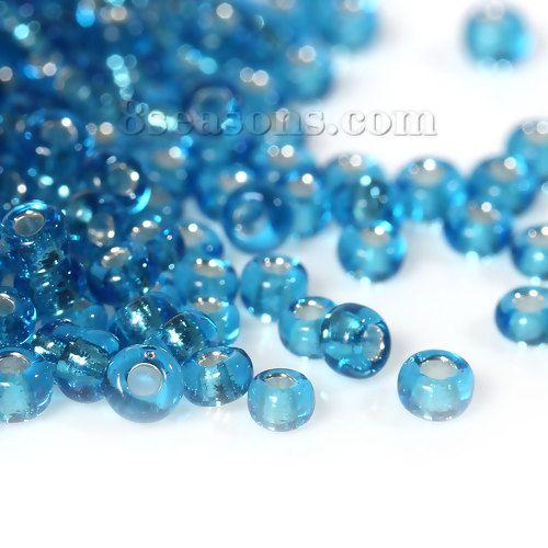 perles de rocaille rondes vente en gros, perles de rocaille rondes
