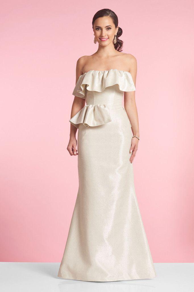 POSY by Kirribilla Lottie Gown #kirribilla #bridesmaids #posybykirribilla