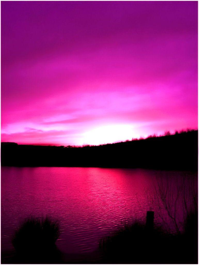 Pin By Nataly Maximova On Magenta Pink Sunset Nature