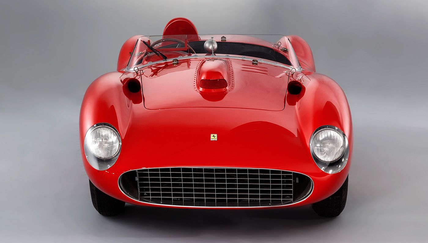 This Ferrari Is The Second Most Expensive Car Ever Purchased At Auction  [PHOTOS] |