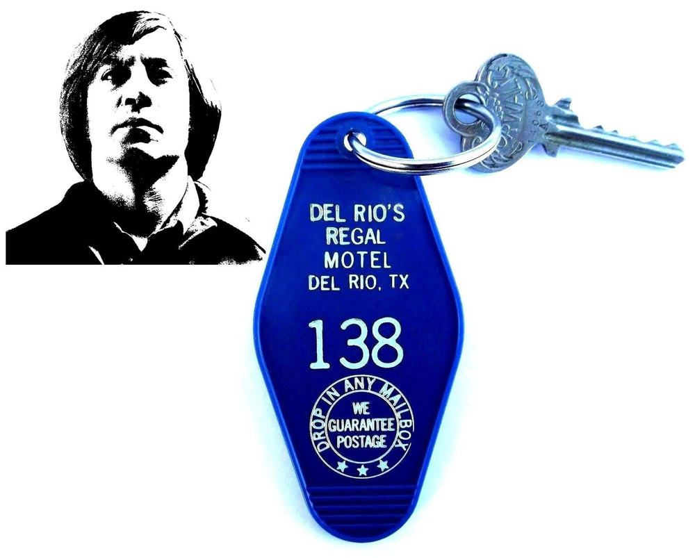 Details About Del Rio S Regal Motel No Country For Old Men
