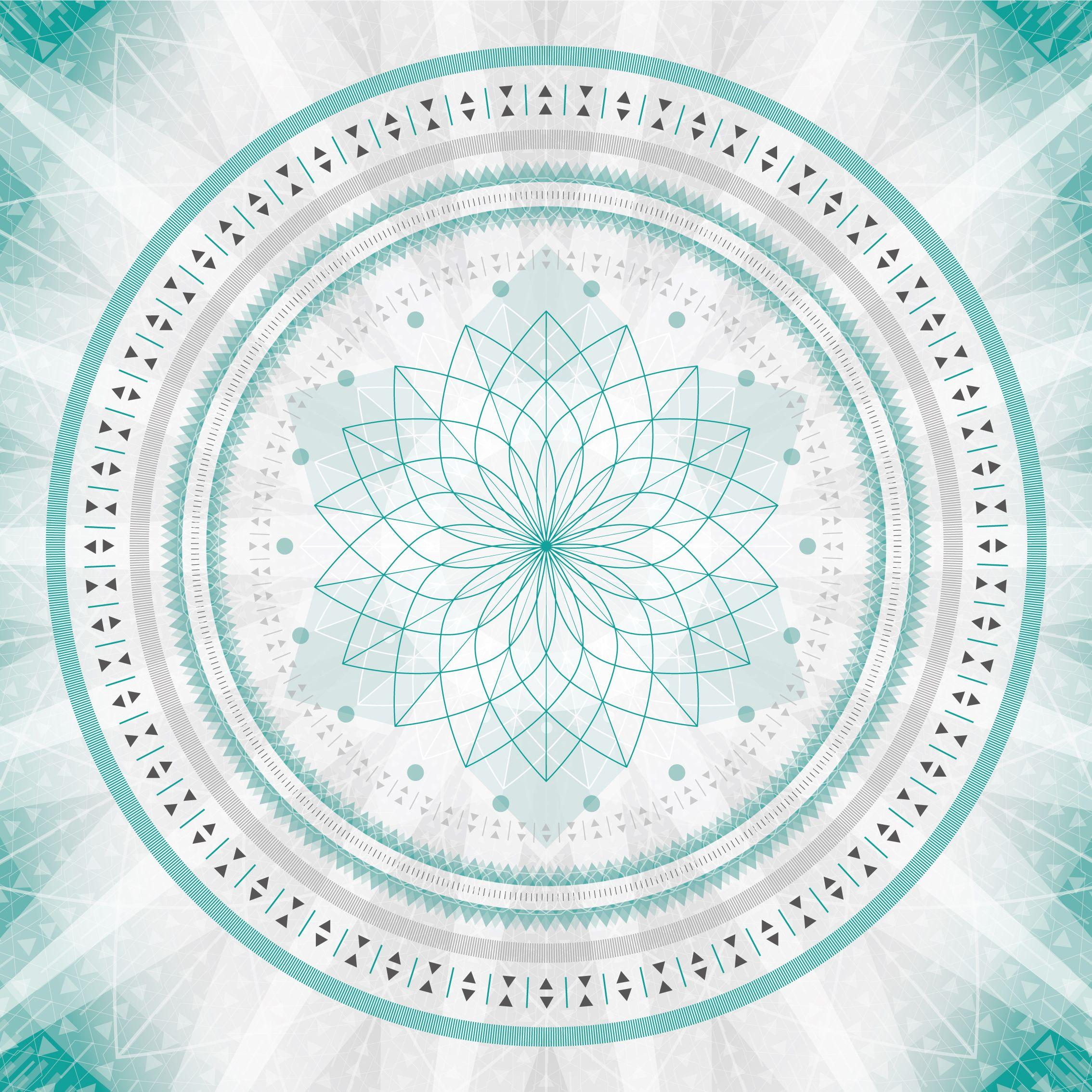 Vishuddha | Mandala especial para mamá |