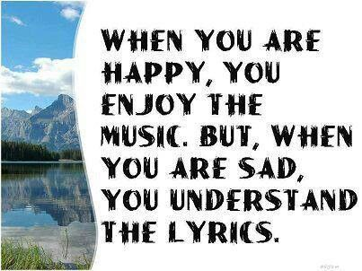 Music - Happy or Sad
