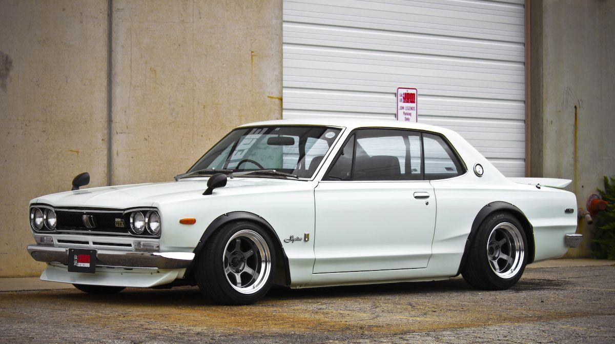 Gallery | JDM Legends | 旧車, 日産スカイライン, ハコスカ