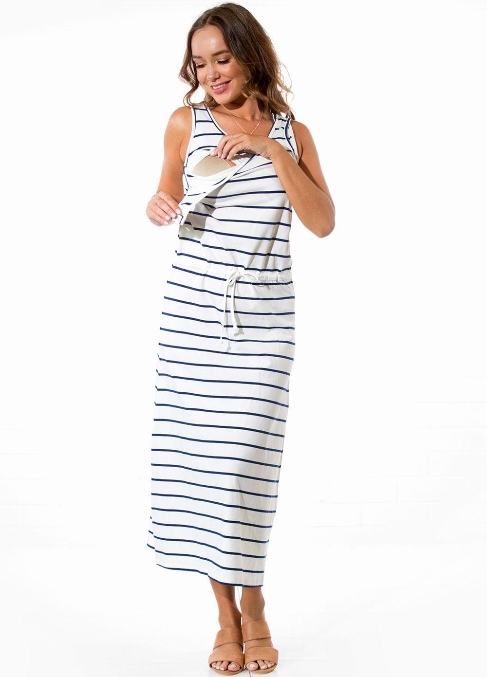 Trimester Delta Breastfeeding Maxi Dress Breastfeeding Fashion Outfits Breastfeeding Dress Feeding Dresses
