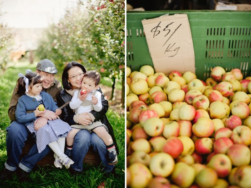 An Autumn family portrait session - Dando Photography