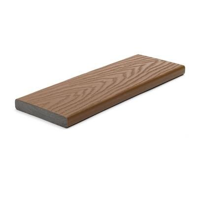 Trex 16 Feetsquare Select Decking Saddle Sd010616ss Home Depot Canada Composite Decking Boards Trex Select Composite Decking