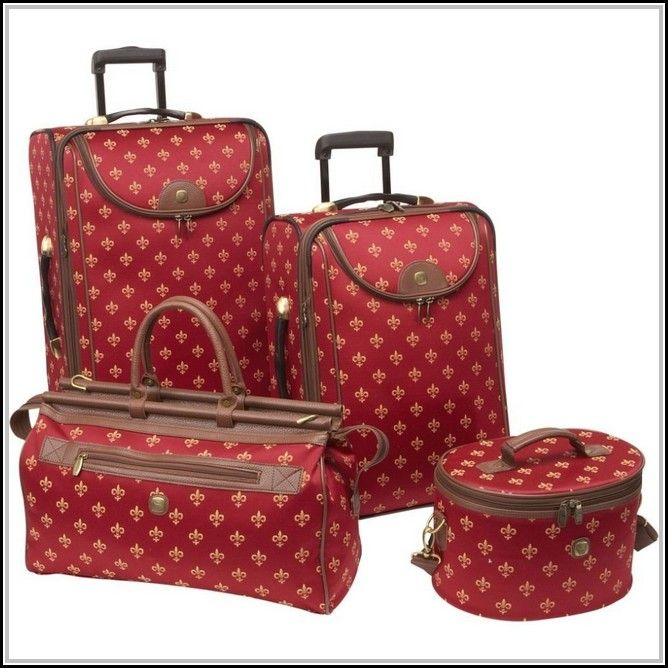 c16283eed7797 Guess Luggage Sets For Women