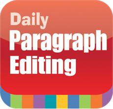 Daily Paragraph Editing, Grade 8 - Courseware Classroom License