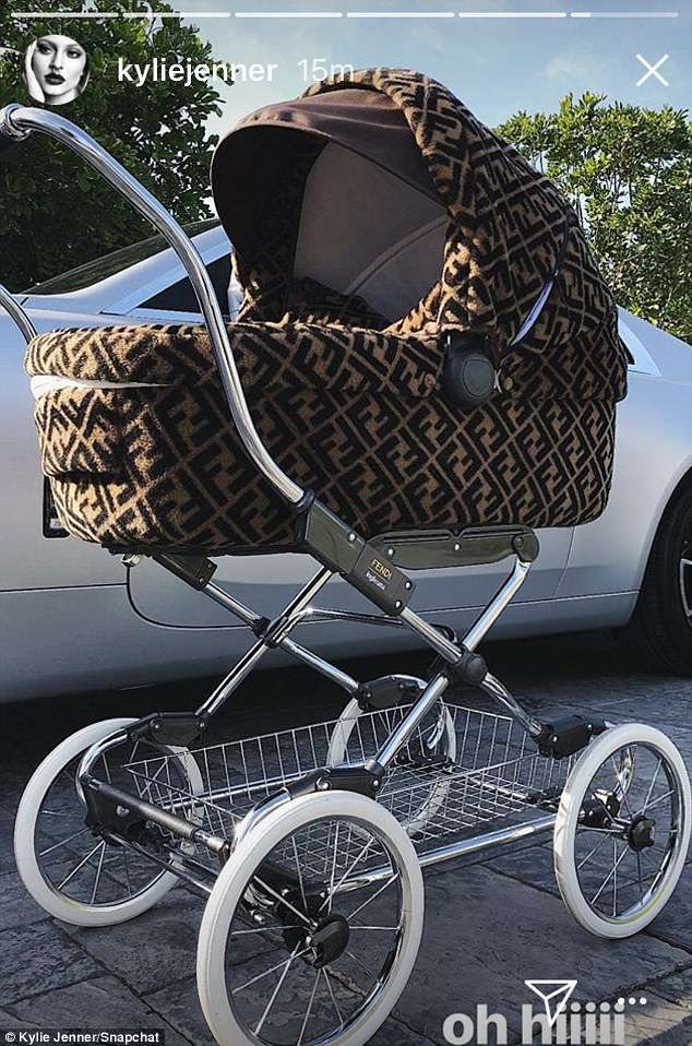 17+ Kylie jenner fendi stroller price ideas in 2021