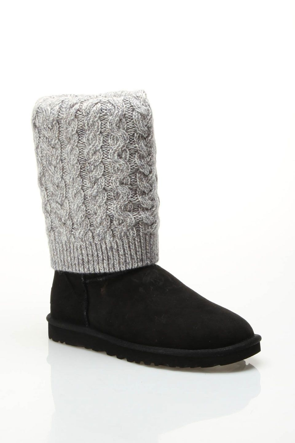 Ugg Ladies' Tularosa Route Boots In Black Multicolor.