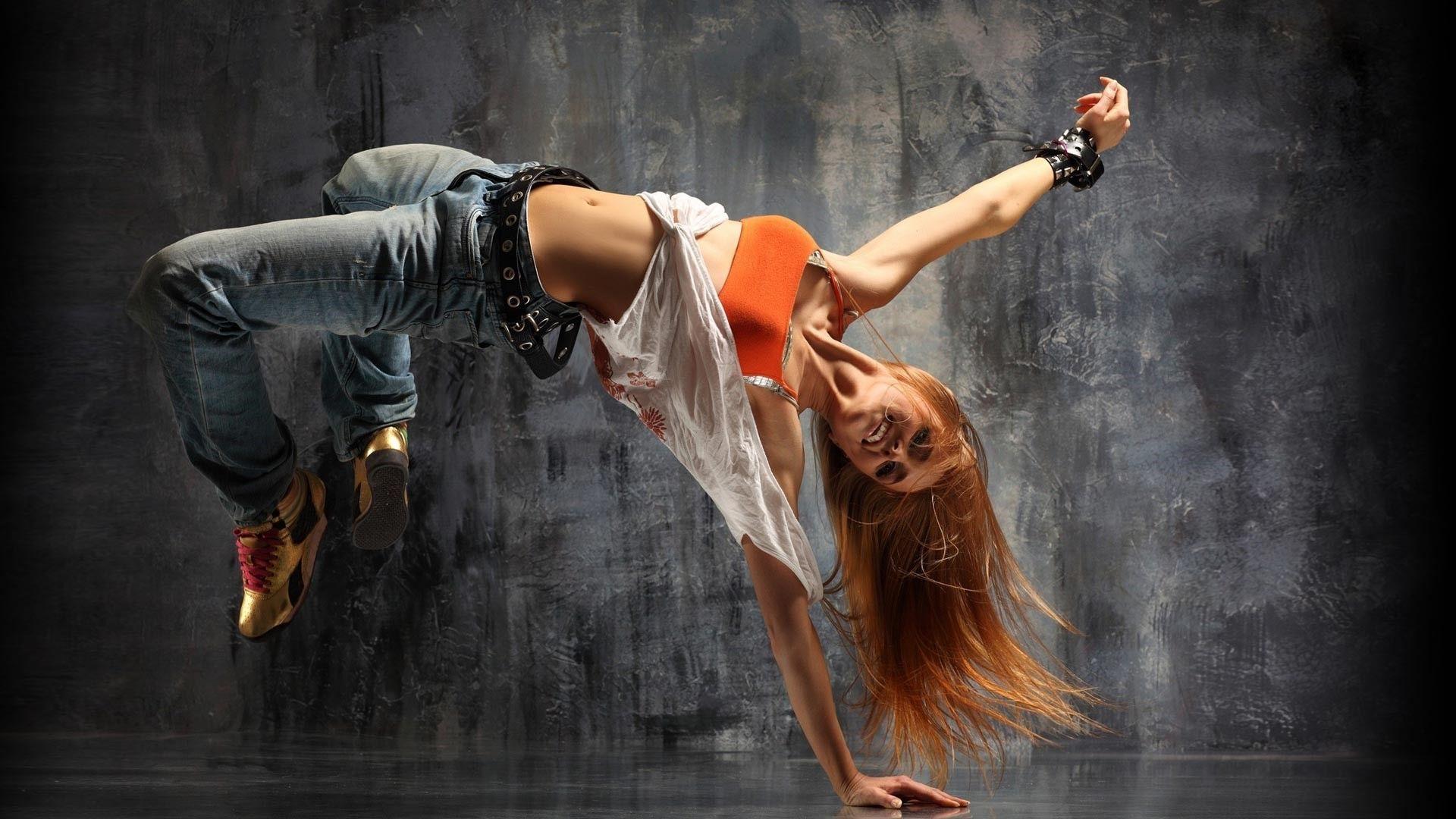 Nøgne Hot Piger Danse