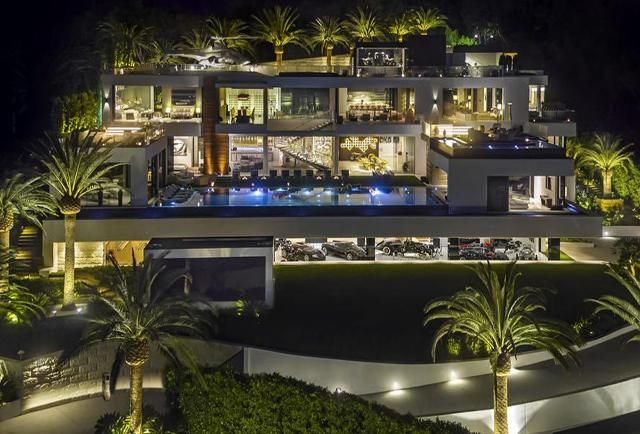 Inside A 250 Million Mansion The Most Expensive Home Ever Listed In America Expensive Houses Bel Air Mansion Luxury Homes Dream Houses