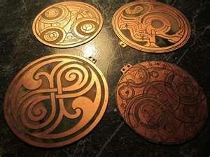 Gallifreyan Symbology.