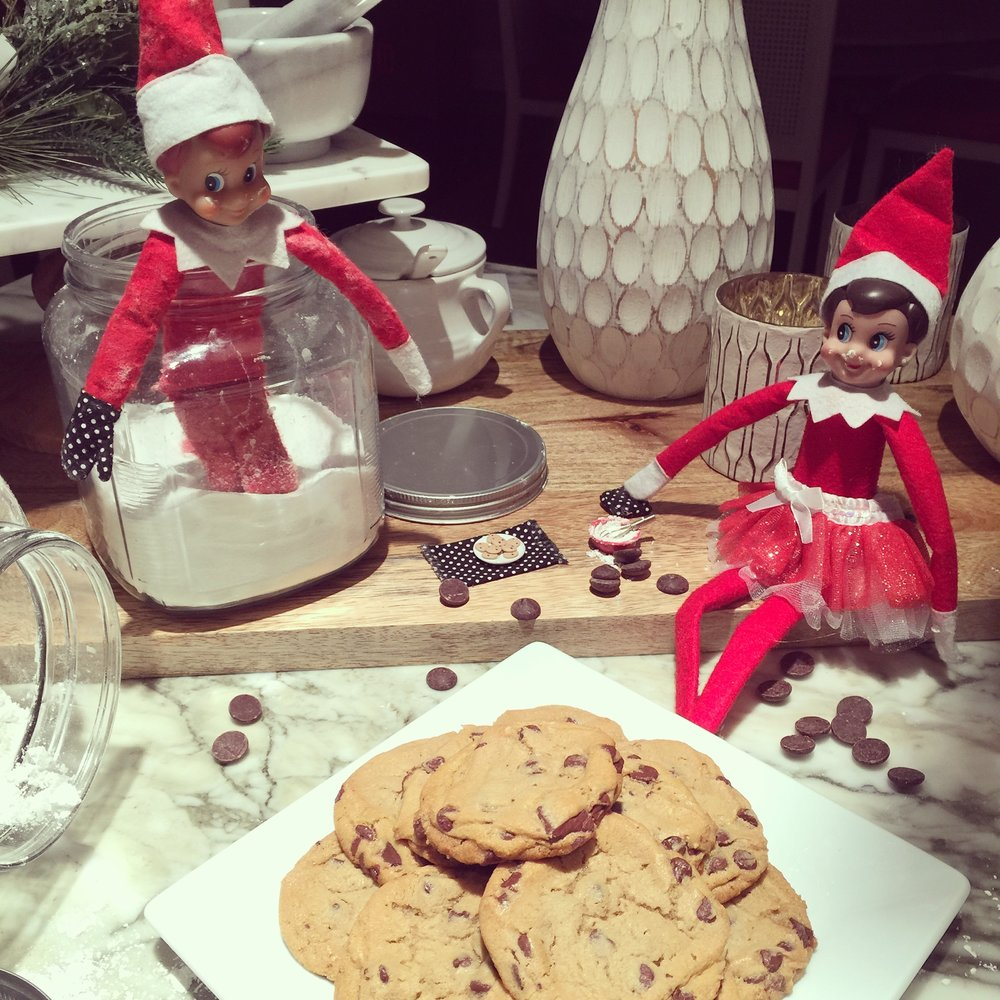 ELF ON THE SHELF IDEAS ELF ON THE SHELF IDEAS | Li