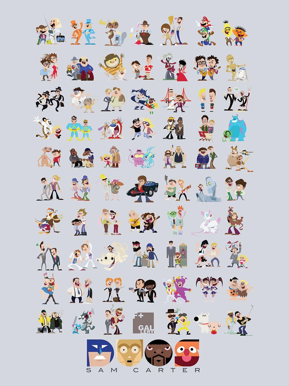 Disney Duo/'s
