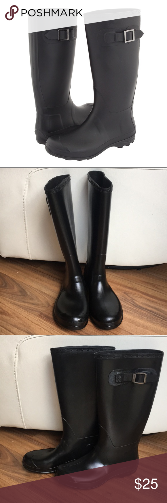 ee992792ce6b Kamik Women s Olivia Rain Boot Kamik Women s Olivia Rain Boot in use  condition check pics 04565768 Kamik Shoes Winter   Rain Boots