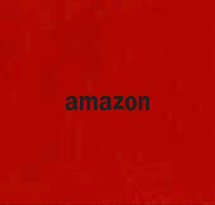 Red Amazon App Logo Icon App Logo Red Amazon Logo Icons