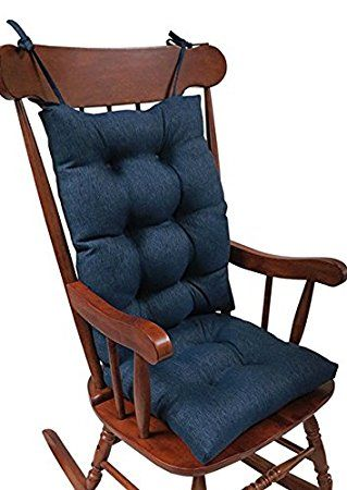 Superieur Rocking Chair Back And Seat Cushions