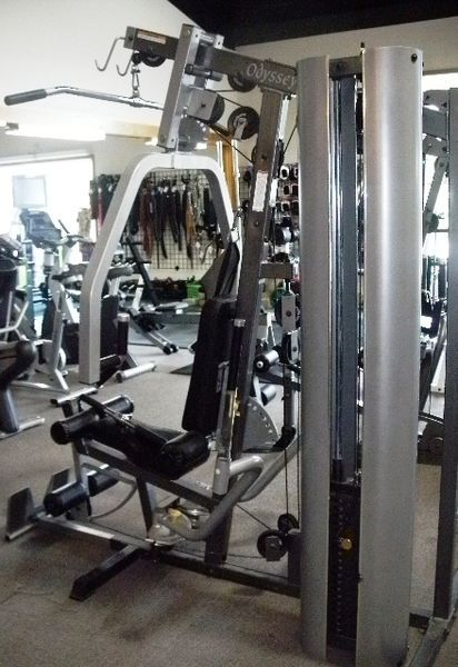 Tuff Stuff Odyssey 5 Home Gym Lightly Used In Very Good Condition