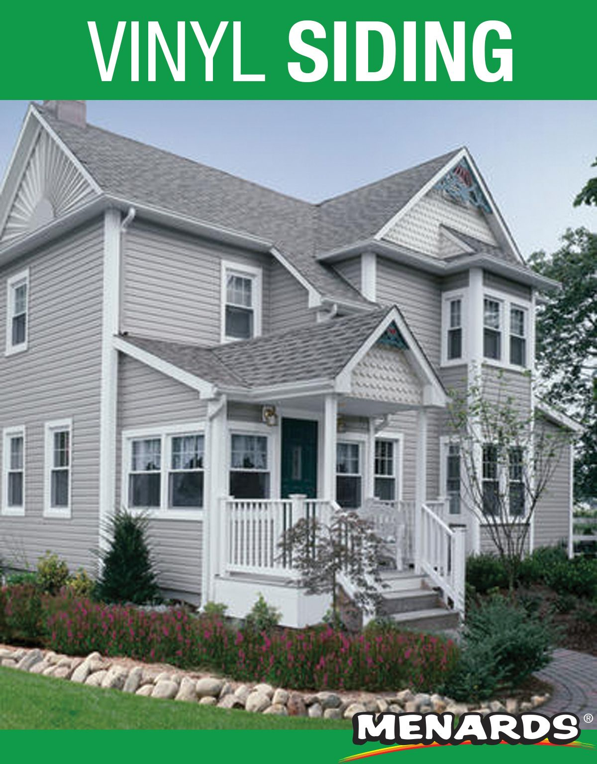 Mainstreet Double 4 Clapboard Siding Offers Value With The Benefits Of A Premium Panel A Reinforced Rolled Over N Certainteed Clapboard Siding Sterling Grey