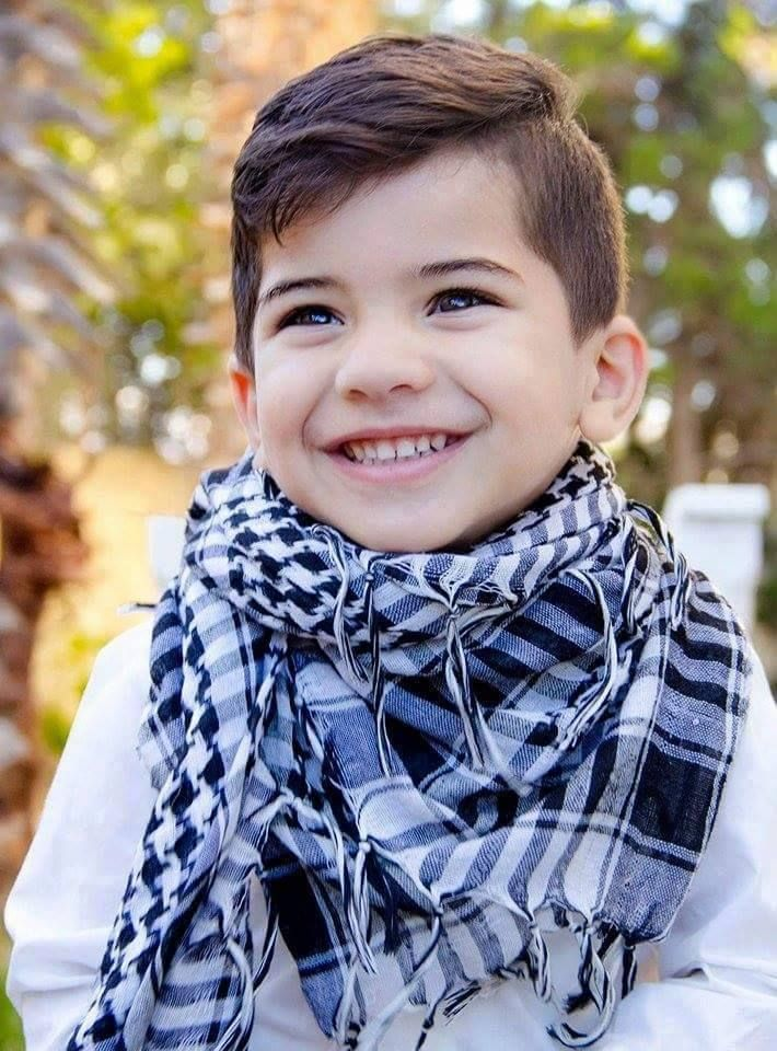 f4ddb5780133 Cute  little  boy from  Gaza