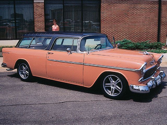 Chevy Nomad Association Super Chevy Magazine Chevy Nomad