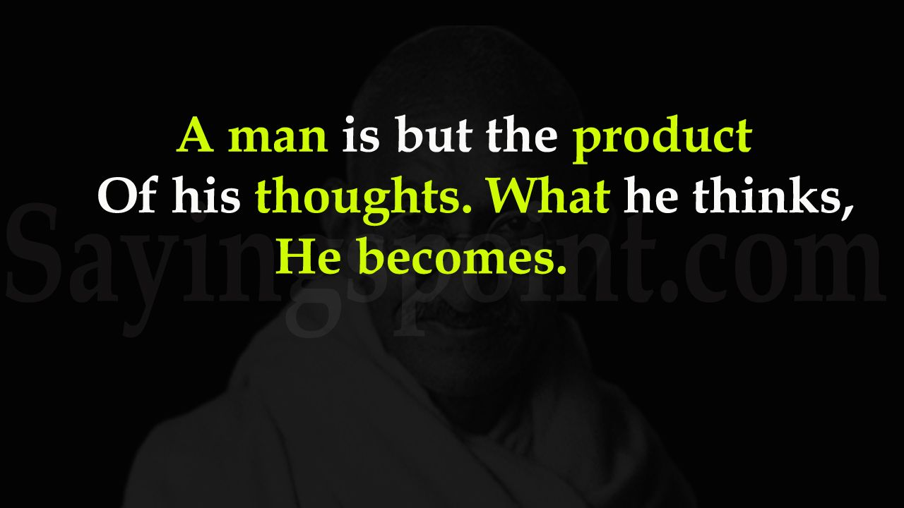 Gandhi Quotes Gandhi Quotes Sayings Mahatma Gandhi Quotes