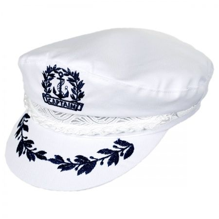 Aegean Captain s Hat - Cotton  37138976c69