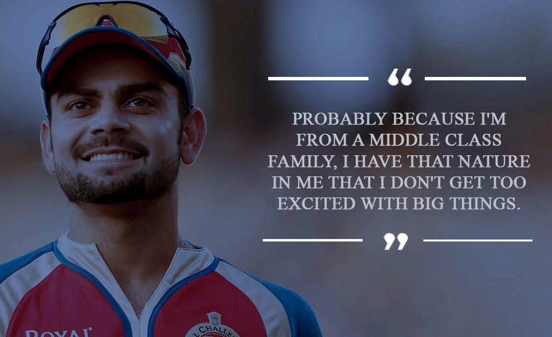 Happy Birthday Virat Quotes ~ Virat kohli quotes chikoo pinterest virat kohli and cricket