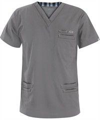 médicos delantales Camisas hombre médicos y para médicos uniformes PvPwZSq