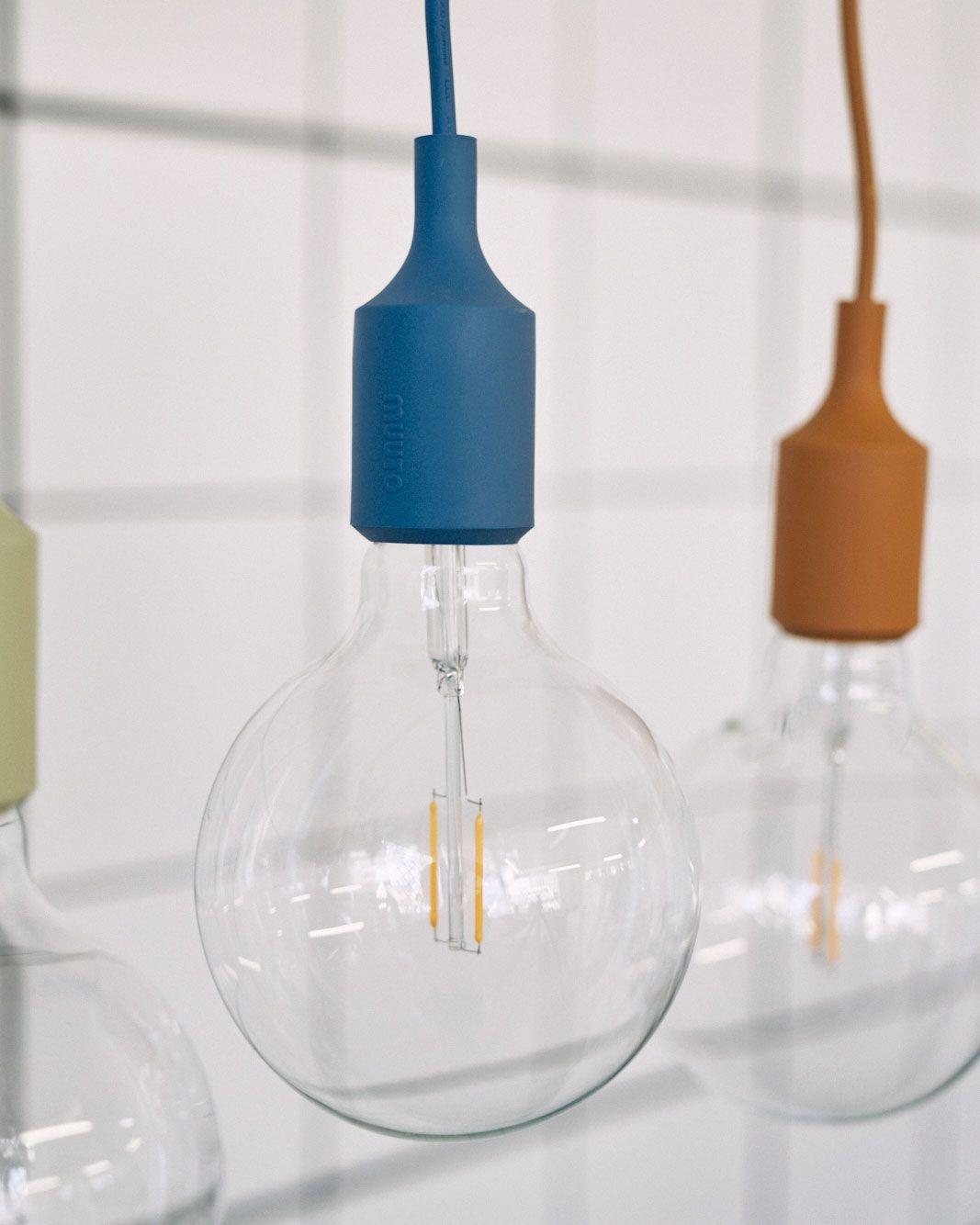 Simple Lighting Inspiration From Muuto Industrial Design Meets Scandinavian Simplicity With The E27 Pendant Pendant Lamp Scandinavian Lighting Simple Lighting