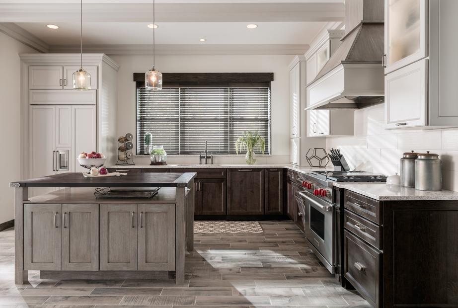 York and Mission   Medallion cabinets, Kitchen design ...