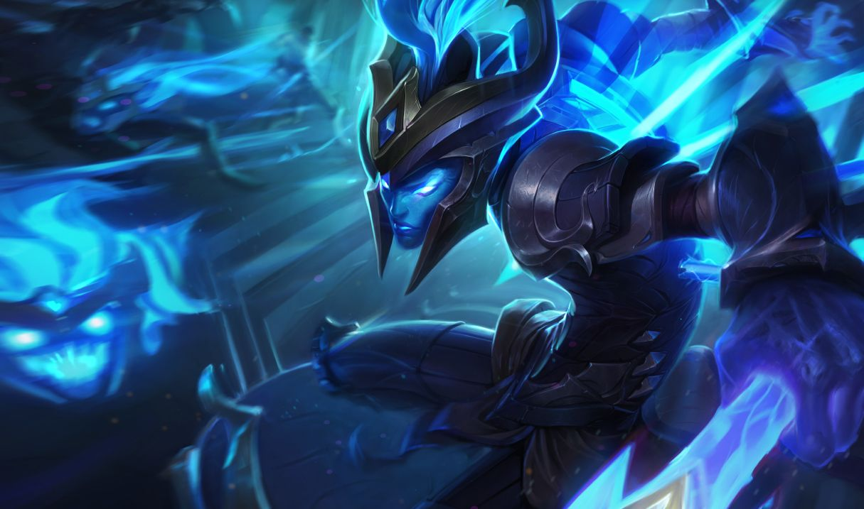 Soulhunter kayn splash art hd wallpaper background official art - Surrender At Pbe Update Championship Kalista Splash Art New Summoner Icons And More