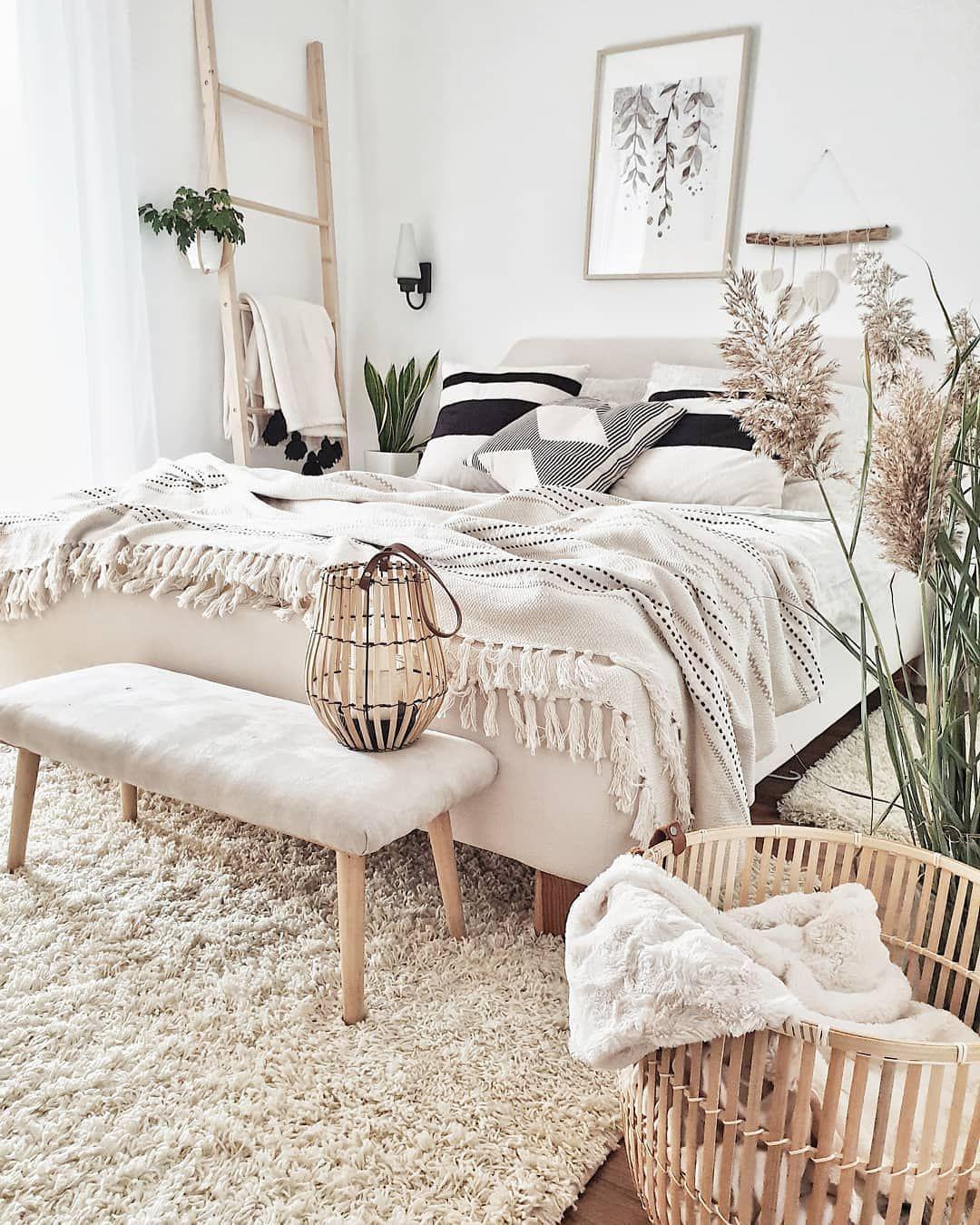 928 Me Gusta 8 Comentarios Decoracion Nordica Marylovedeco En Instagram El Cuerpo Me Pide Cama In 2020 Luxe Bedroom Room Decor Bedroom Room Ideas Bedroom