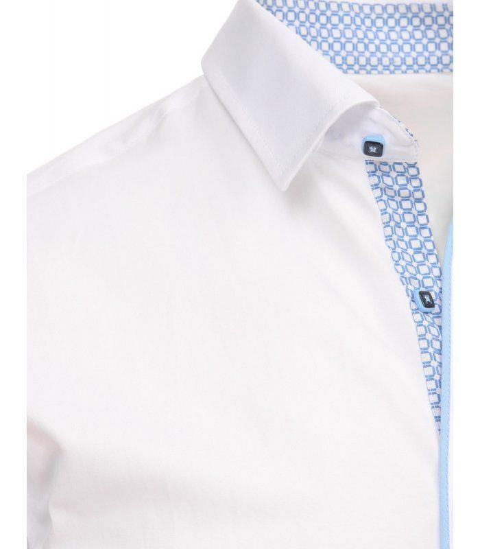 9e7d7eff7139 Biela pánska košela