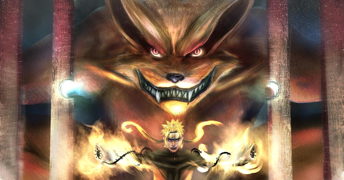 Paling Hits 30 Gambar Wallpaper Naruto Keren 3d in 2020