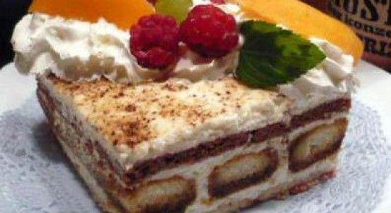 Tvarohový nepečený dezert | Báječné recepty
