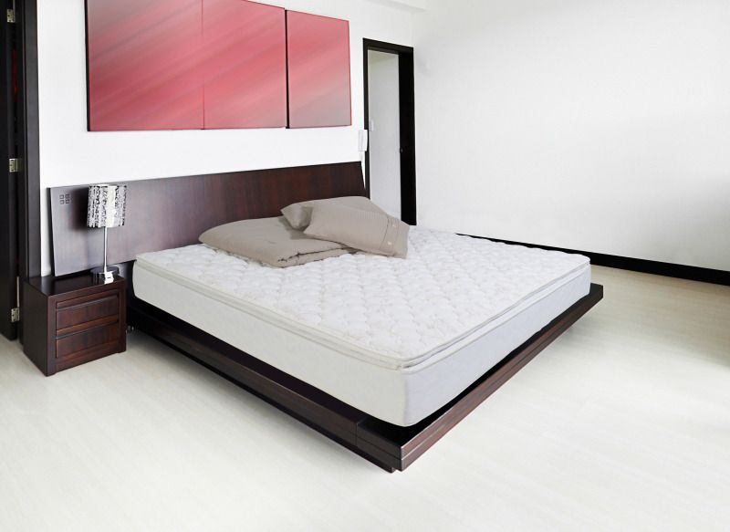 Wolf Sleep Accents Illusion Plush Pillowtop Full Size Mattress And Foundation Set Ping Great Deals On Mattresses
