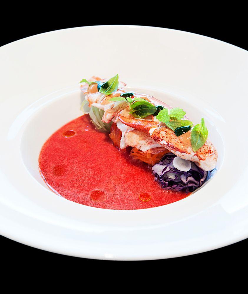 Viviana varese a mare ristorante alice milano cook for Platos aperitivos