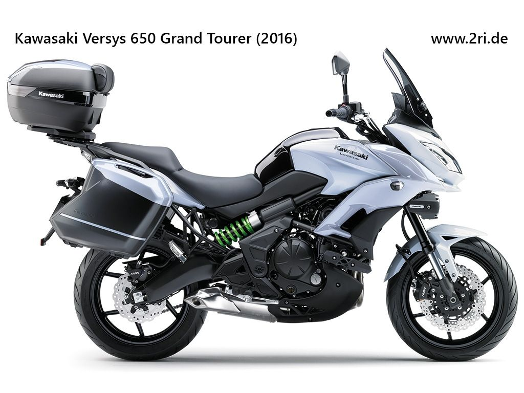 Kawasaki Versys 650 Grand Tourer 2016 Motorbikes Yes Pinterest W175 Special Edition Silver Trail Motorcycle Moto Bike