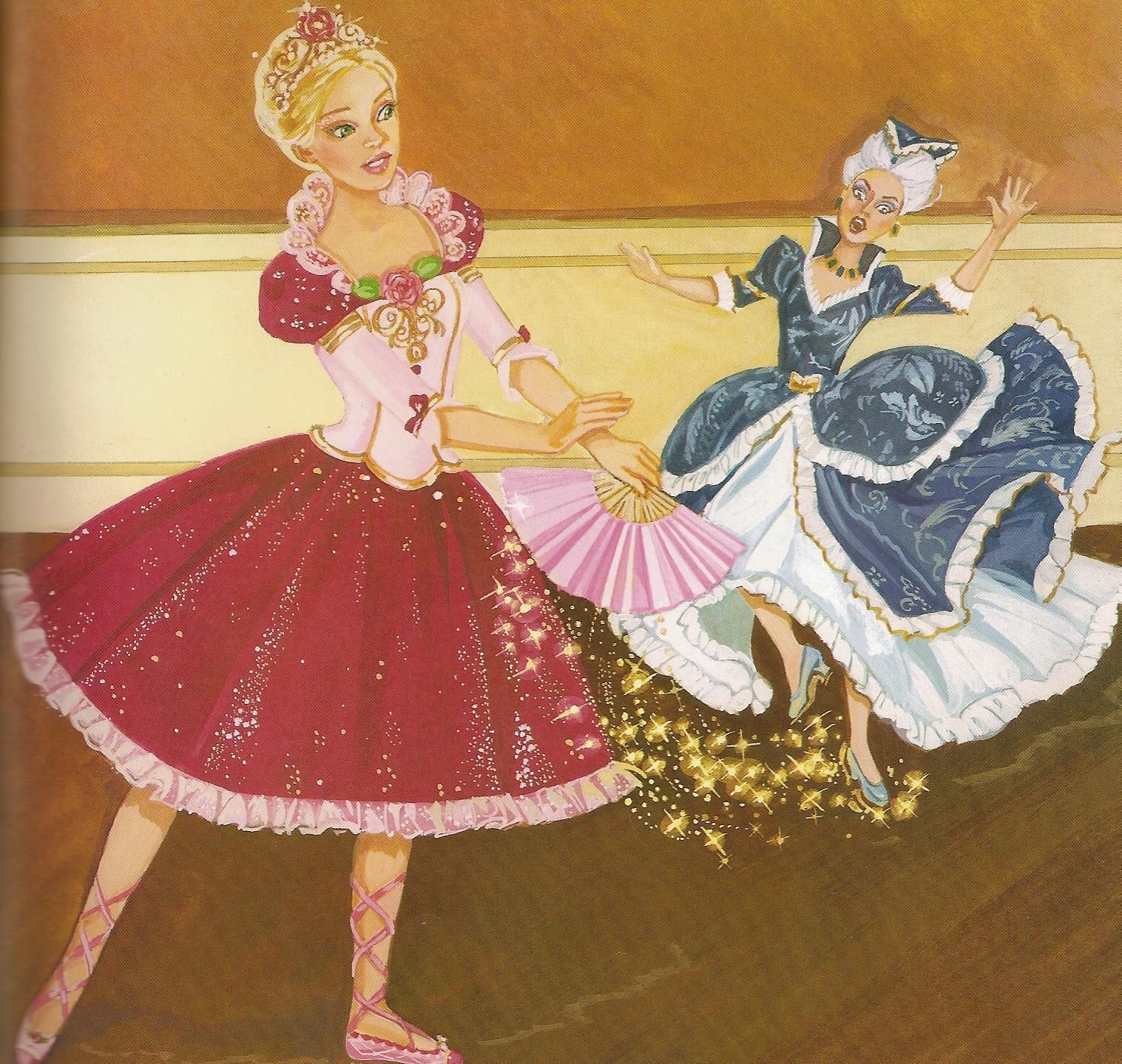 Barbie 12 dancing princesses barbie o o i don 39 t even - Barbie 12 princesse ...
