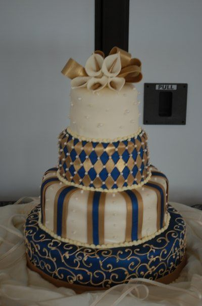 blue pink and gold wedding cake gold and navy wedding cake dresses navy 11999