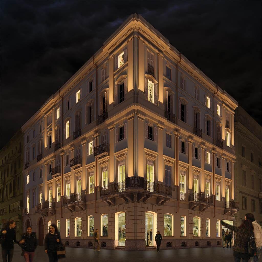 Bright Apartment With Double Exposure Piazza San Carlo Torino, Turin, Italy  U2013 Luxury Home