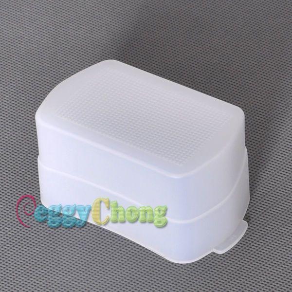 Flash Softbox Bounce Diffuser Cap Box For Canon 430EX//430EX II Speedlite