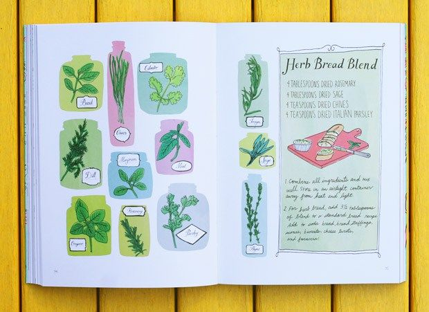 Farm Anatomy: Julia Rothman's Illustrated Guide to Country Life – Brain Pickings