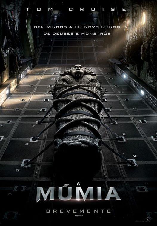 Pin De Ahmed Suadi Em Cinema 2017 A Mumia Filme A Mumia Filme 2017
