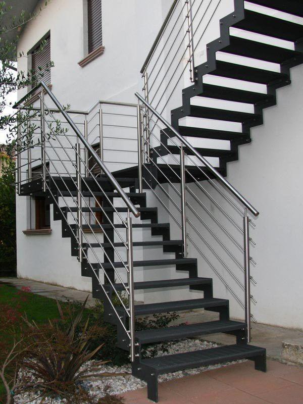 10 Creative Ideas For Outdoor Stairs Escaleras Exteriores