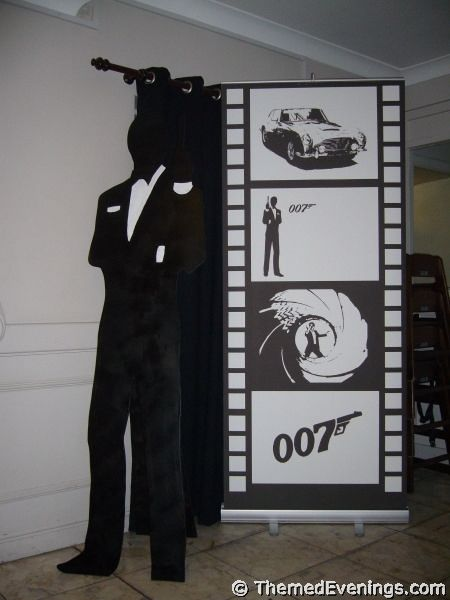 James Bond Theme Night pictures | Themed Evenings