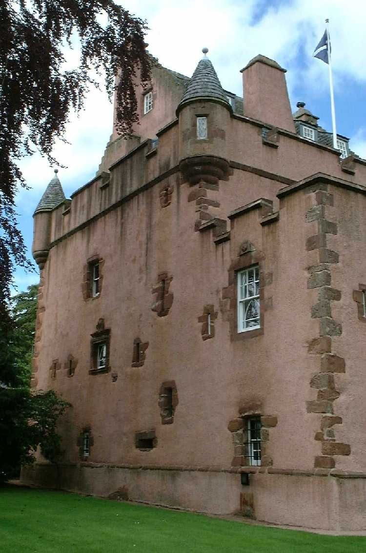 The Castle Was Built In 1593 By Clan Barclays An L Plan Tower House. Tower  Barclay Fell Into Disrepair By The Mid 20th Century.
